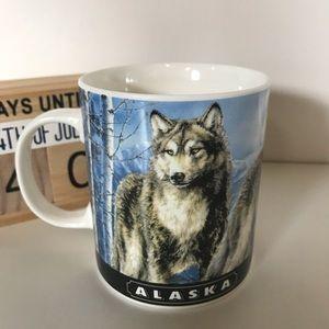 Other - 💥 Alaska Wolf Mug New 10oz